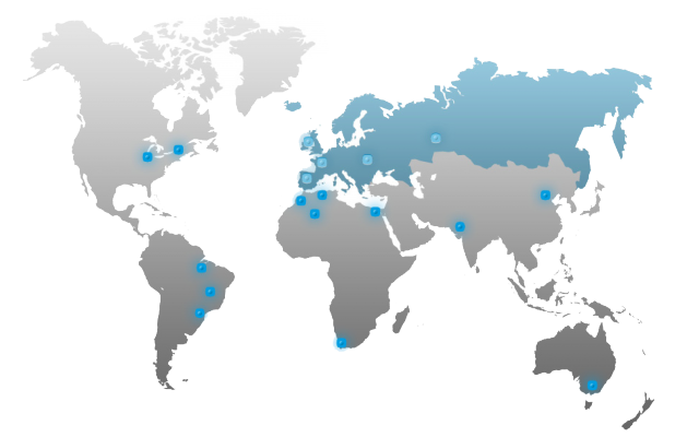 map monde palamatic process contact